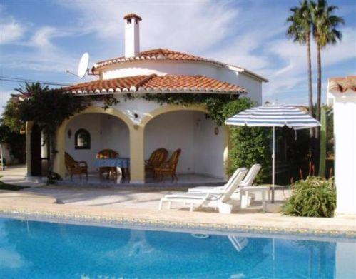 Denia Holiday Villa